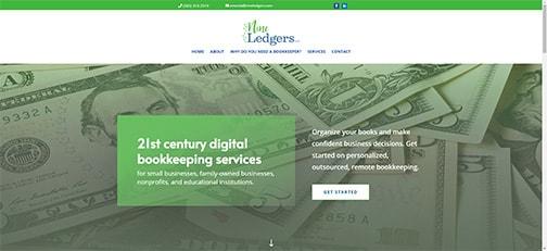 Nine Ledgers Bookkeeping